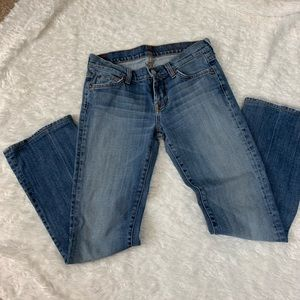 7 For all mankind/size 26